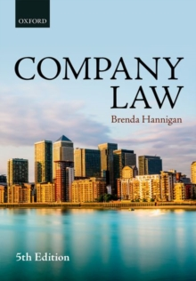 Company Law, Paperback / softback Book