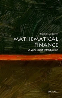 Mathematical Finance: A Very Short Introduction, Paperback / softback Book