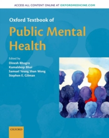 Oxford Textbook of Public Mental Health, Hardback Book