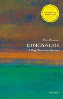 Dinosaurs: A Very Short Introduction, Paperback / softback Book