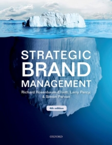 Strategic Brand Management, Paperback / softback Book