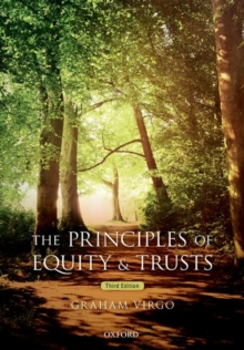 The Principles of Equity & Trusts, Paperback / softback Book
