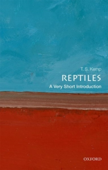 Reptiles: A Very Short Introduction, Paperback / softback Book