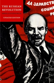 The Russian Revolution, Paperback / softback Book