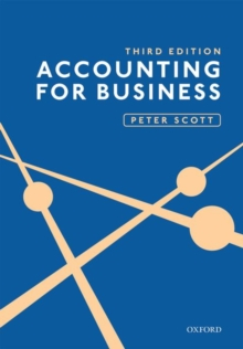Accounting for Business, Mixed media product Book