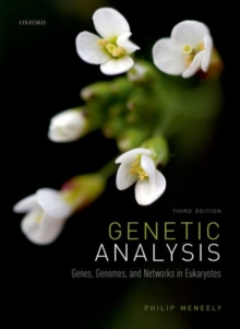 Genetic Analysis : Genes, Genomes, and Networks in Eukaryotes, Paperback / softback Book