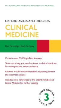 Oxford Assess and Progress: Clinical Medicine, Paperback / softback Book
