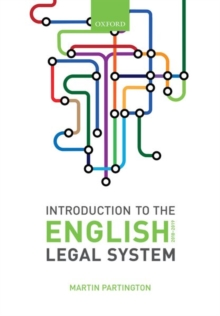 Introduction to the English Legal System 2018-19, Paperback / softback Book