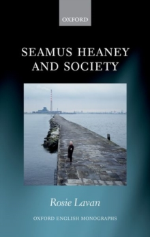 Seamus Heaney and Society, Hardback Book