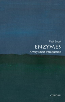 Enzymes: A Very Short Introduction, Paperback / softback Book