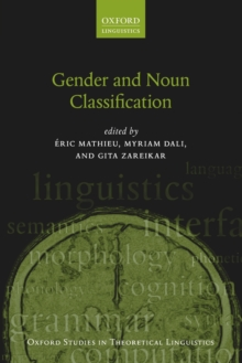 Gender and Noun Classification, Paperback / softback Book