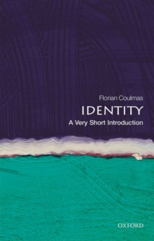 Identity: A Very Short Introduction, Paperback / softback Book
