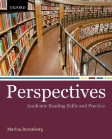 Perspectives : Academic Reading Skills and Practice, Paperback / softback Book