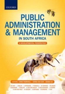 Public Administration & Management in South Africa: An Introduction, Paperback / softback Book