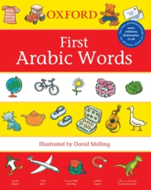 First Arabic Words, Paperback Book