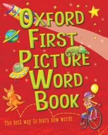 Oxford First Picture Word Book, Paperback Book