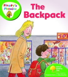 Oxford Reading Tree: Level 2: Floppy's Phonics: The Back Pack, Paperback / softback Book