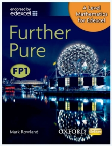 A Level Mathematics for Edexcel: Further Pure FP1, Paperback Book
