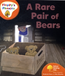 Oxford Reading Tree: Level 6: Floppy's Phonics: A Rare Pair of Bears, Paperback Book