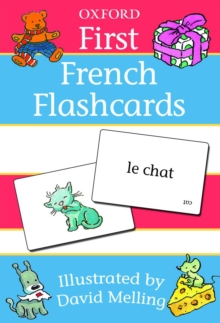 Oxford First French Flashcards, Cards Book