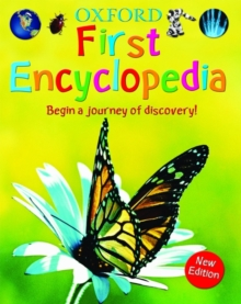 Oxford First Encyclopedia (2009), Paperback Book