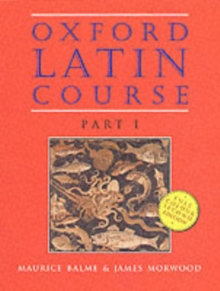 Oxford Latin Course: Part I: Student's Book, Paperback Book
