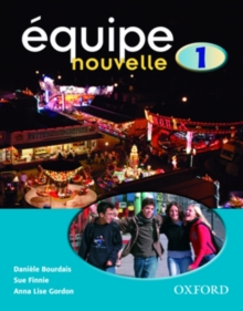 Equipe nouvelle: Part 1: Students' Book, Paperback / softback Book