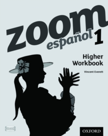 Zoom espanol 1 Higher Workbook, Paperback Book