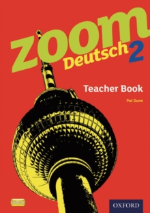 Zoom Deutsch 2 Teacher Book, Paperback / softback Book