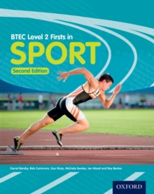 BTEC Level 2 Firsts in Sport Student Book, Paperback Book