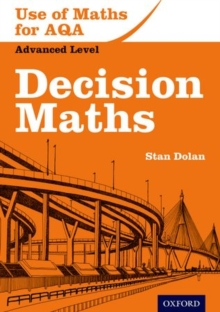 Use of Maths for AQA Decision Maths, Paperback Book