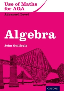 Use of Maths for AQA Algebra, Paperback Book