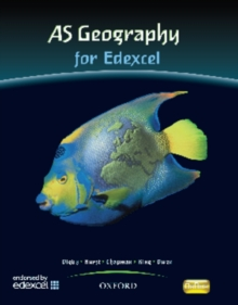AS Geography for Edexcel Student Book, Paperback Book