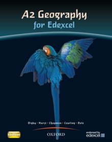 A2 Geography For Edexcel Student Book, Paperback Book