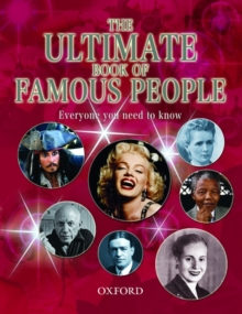 The Ultimate Book of Famous People, Hardback Book