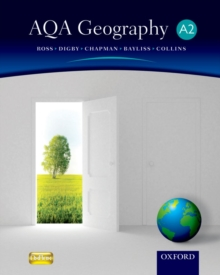 AQA Geography for A2 Student Book, Paperback Book