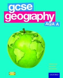 GCSE Geography AQA A Student Book, Paperback Book