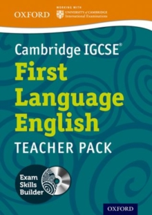 Cambridge IGCSE (R) Exam Skills Builder: First Language English, Mixed media product Book