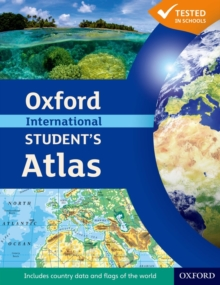 Oxford International Student's Atlas, Paperback Book