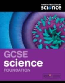 Twenty First Century Science: GCSE Science Foundation Student Book, Paperback / softback Book
