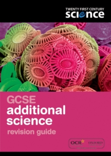 Twenty First Century Science: GCSE Additional Science Revision Guide, Paperback Book