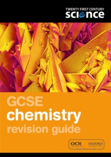 Twenty First Century Science: GCSE Chemistry Revision Guide, Paperback Book