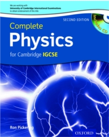 Complete Physics for Cambridge IGCSE: Teacher's Resource Pack, Mixed media product Book