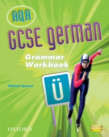 GCSE German for AQA Grammar Workbook, Paperback Book