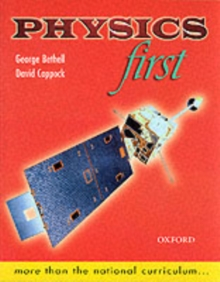 Physics First, Paperback Book
