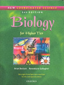 New Coordinated Science: Biology Students' Book : For Higher Tier, Paperback Book