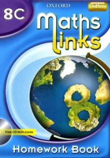 MathsLinks: 2: Y8 Homework Book C, Paperback Book