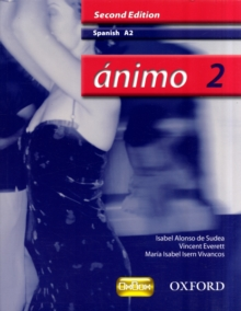 Animo: 2: A2 Students' Book, Paperback Book