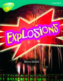Oxford Reading Tree: Level 16: Treetops Non-Fiction: Explosions, Paperback Book