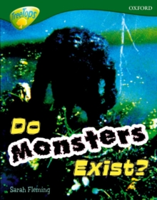 Oxford Reading Tree: Level 12: Treetops Non-Fiction: Do Monsters Exist?, Paperback Book